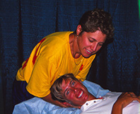 treating an olympic athlete Best physiotherapist toronto